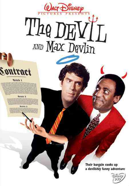 DEVIL AND MAX DEVLIN BY GOULD,ELLIOTT (DVD)
