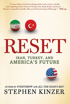 Reset By Kinzer, Stephen