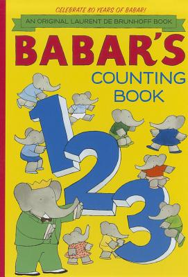 Babar's Counting Book By Brunhoff, Laurent de
